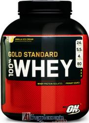 אבקת חלבון Gold standart