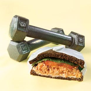 תזונה נכונה לפני ואחרי אימון